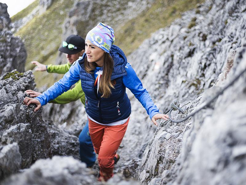 Bergsteigen – Gipfelweg – Stubaital